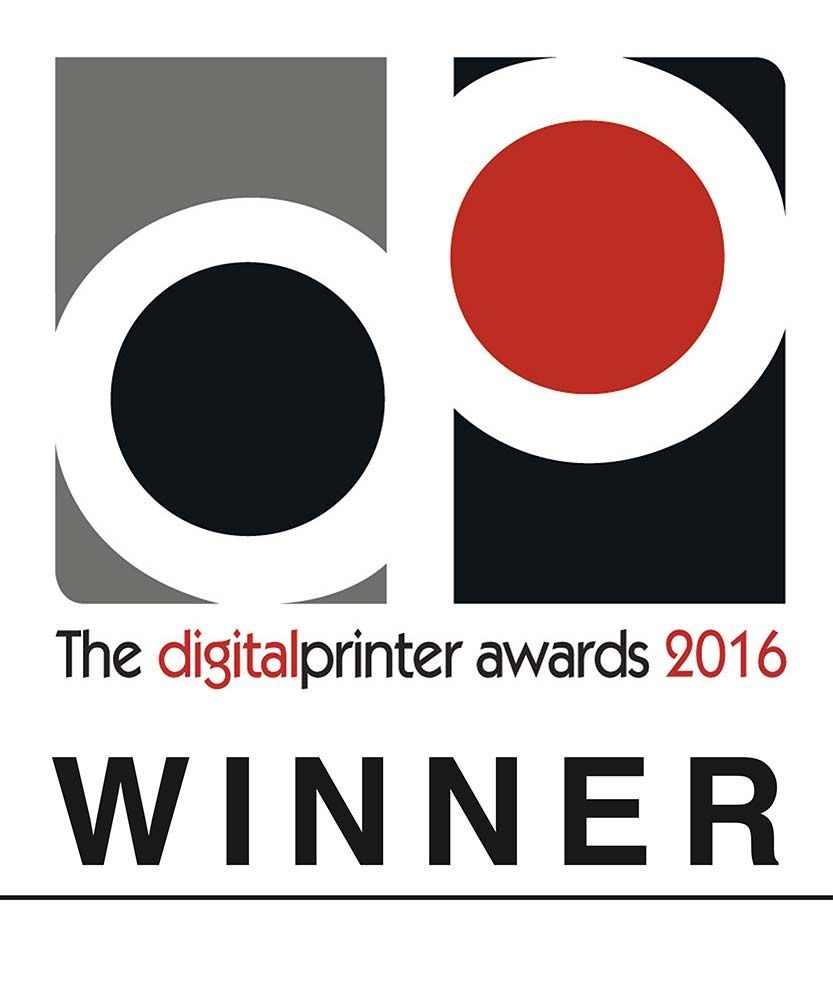 Digital Printer Awards 2016