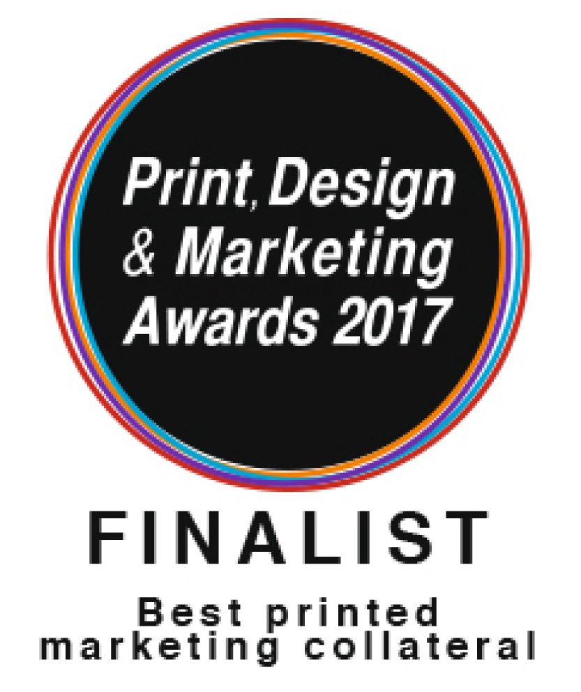 Print Design & Marketing Award